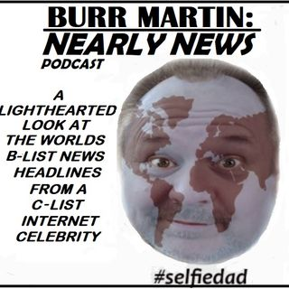 Burr Martin Nearly News 172 Illegitimate Casper