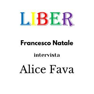 Francesco Natale intervista Alice Fava | Gli animali non ti giudicano | Liber – pt.10