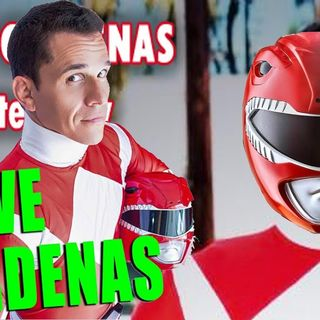 Go Go Steve Cardenas, Mighty Morphin Power Ranger's Red Ranger interview on the Hangin With Web Show