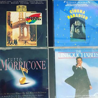 Gracias Ennio Morricone