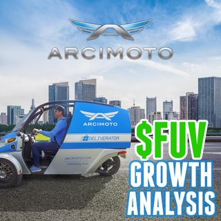 Arcimoto Analysis | $FUV Buy or Sell?