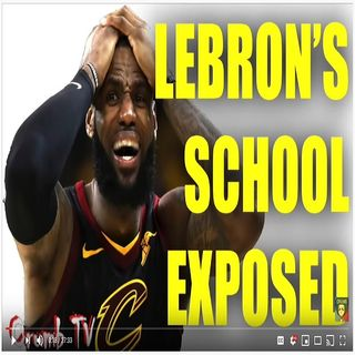 (#Lebron is #Fake) LeBron's School Exposed #BlackAthlete #Basketball #Boule - Crumb TV Audio from #CrumbTV ( @CrumbTV1 ) ( #GetSNATCHED )