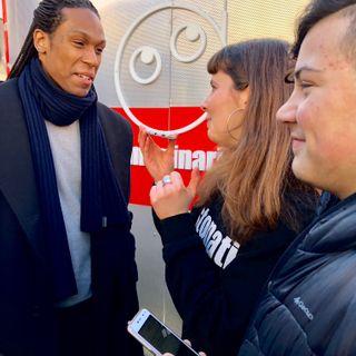 #Sanremo2018 Intervista a Leonardo Monteiro