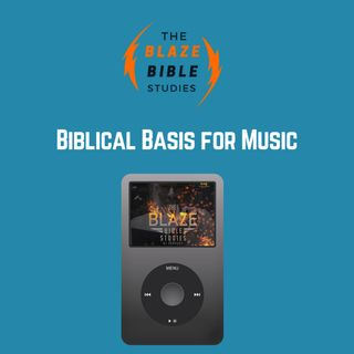 Biblical Basis for Music -DJ SAMROCK