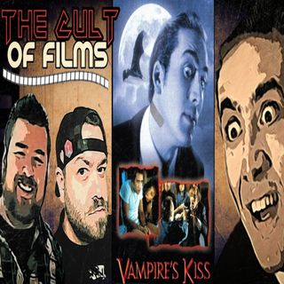 Vampire's Kiss (1988) - The Cult of Films
