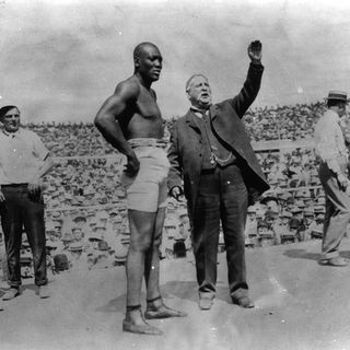 Old Time Boxing Show:The True Story of Jack Johnson