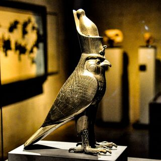 Horus, il primo degli dei egizi