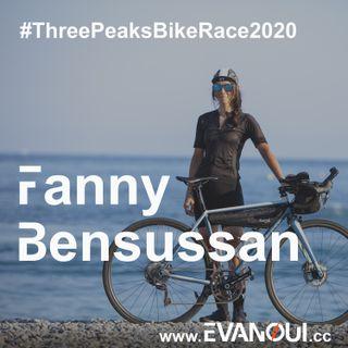 Fanny Bensussan's Three Peaks Bike Race