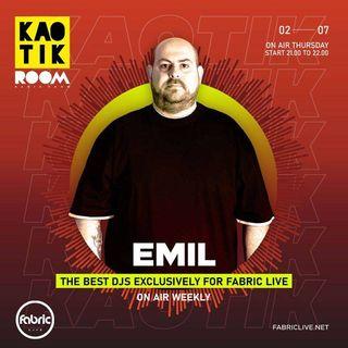 EMIL - KAOTIK ROOM EP. 013