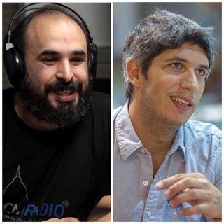 Episodio 17: Periodismo en Primera Persona con Pablo Caruso