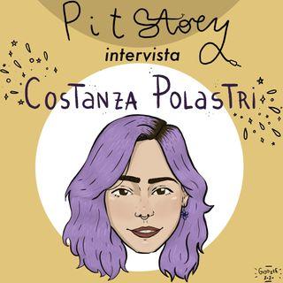 "Costanza Polastri di ""Polynerdeia"" - PitStory Extra pt.1"