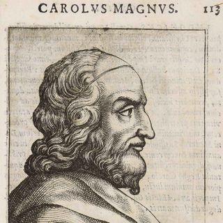 #118 L'Europa di Carlo Magno (Roma, 2019)