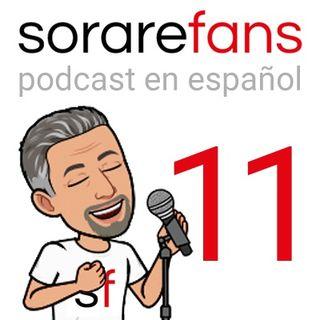 Podcast Sorare Fans 11. Estrategia con Limitadas y entrevista a PeixdePlatja