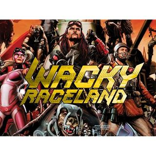 "Source Material #113 - ""Wacky Raceland"" (DC) (2016)"