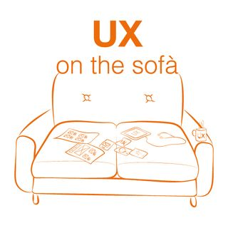 UX on the sofà #1. Raffaella Roviglioni e la User research