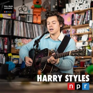 Harry Styles - Acoustic Live at NPR Music Tiny Desk Concert | Full Concert | Extended Set