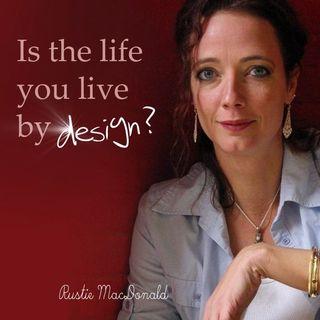 Living & Thriving with Rustie on horizon talk radio
