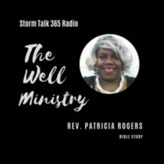 The Well Ministry w/ Rev.Pat -  Plan of Salvation - Jacob Wrestles with God