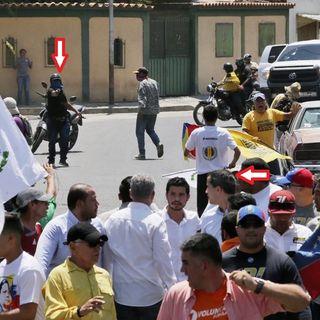 #2Mar Atentado contra @JGuaido en Barquisimeto o contra los asistentes