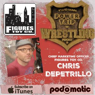 TMPT Feature Show #1: Chris DePetrillo of Figures Toy Company