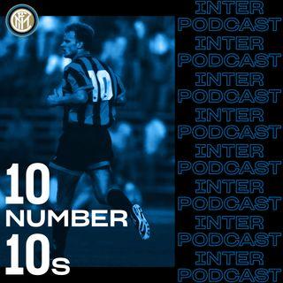 10 Number 10s - Dennis Bergkamp