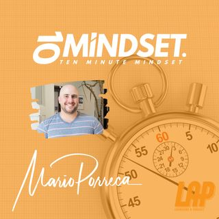 605 Manifestation through Thoughts and Alignment with Tom Corner | 10 Minute Mindset