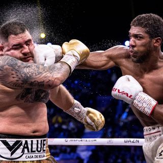 ANDY RUIZ JR VS ANTHONY JOSHUA RECAP