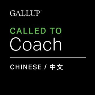 Gallup Called to Coach (Chinese /中文)
