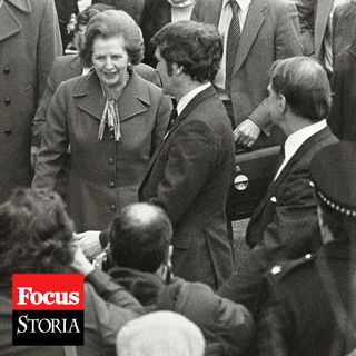 Margaret Thatcher, la Lady di Ferro | Elisabetta Rosaspina
