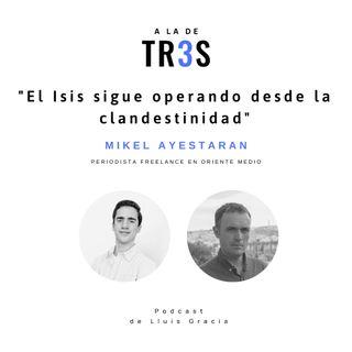 Entrevista a Mikel Ayestaran #10