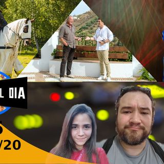 Diana Navarro | María Peláe | Ponte al día 295 (24/09/20)