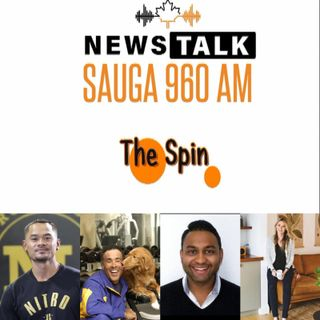 The Spin - August 26, 2020 - Jacob Blake Shooting Leads to NBA Playoff Postponement, The Stress of Personal Change & Kyle Lowry's Injury