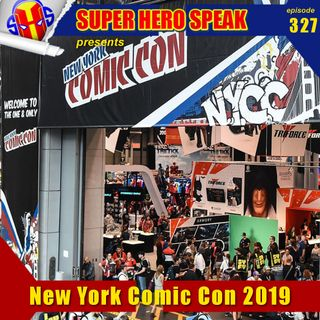 #327: New York Comic Con 2019