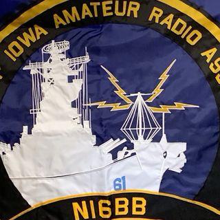 Ham Nation 421: The Radio Room of the Battleship Iowa