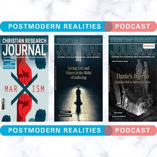 Postmodern Realities Episode 135 - Questing for Divine Love Cormac McCarthys The Road