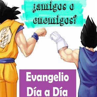 ¿Amigos o enemigos? - Evangelio del 15/03/2018 Jueves IV de Cuaresma - Jn 5, 31-47