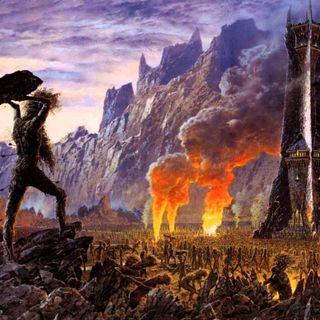 20. La via che porta a Isengard - Relitti e alluvioni