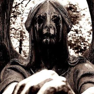 No tenía miedo 😨😲. La historia del guardia del cementerio...#terror #horror
