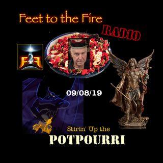 F2F Radio - Stiring up the Potpourri w/RAMiller