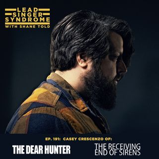 Casey Crescenzo (The Dear Hunter, The Receiving End of Sirens)