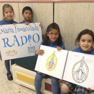 La Medalla Milagrosa. Alumnos de 5 años