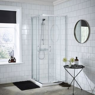 Learn How To Fit A Shower Enclosure