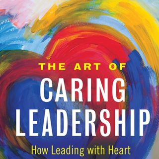 Heather Younger Talks Leading with Heart