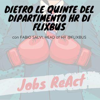 JR 23 | Dietro le quinte del dipartimento HR di Flixbus - con Fabio Salvi