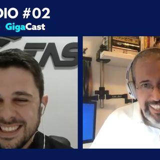 GigaCast 3T.02 - O segredo para criar uma empresa rentável do zero - Case Fast2 Mine