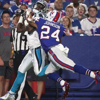 Buffalo Bills CB Taron Johnson Talks About Playing On Sunday Night Against The Pittsburgh Steelers