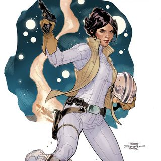 Source Material #142: Princess Leia (Marvel, 2015)