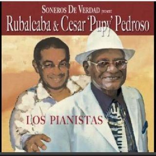 Pupy Pedroso - 'Encuentro y Partida'.