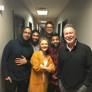 American Born Desi Comics interview before their Stand Up Live show