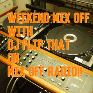 WeekEnd Mix Off 2/7/20 (Live DJ Mix)